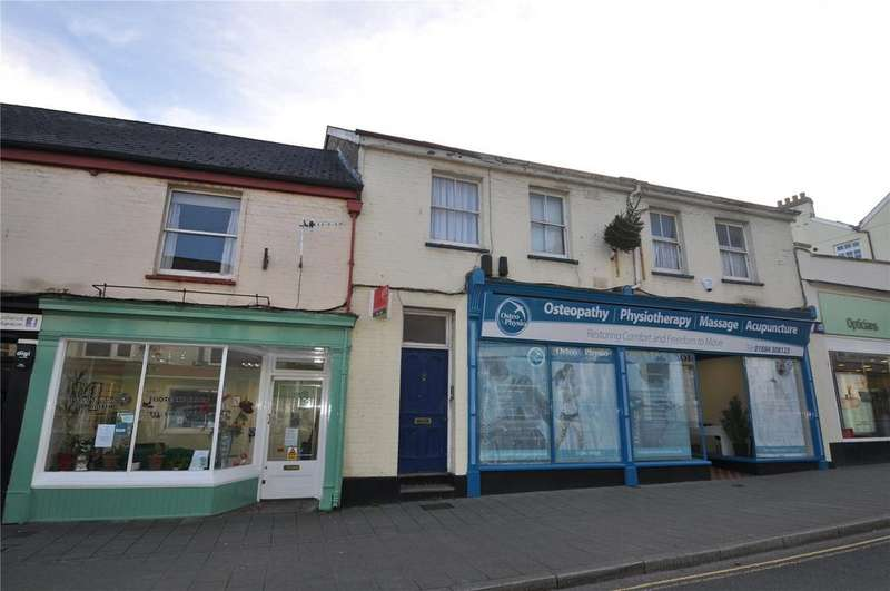 2 Bedrooms Apartment Flat for sale in Gold House, 31B Gold Street, Tiverton, Devon, EX16
