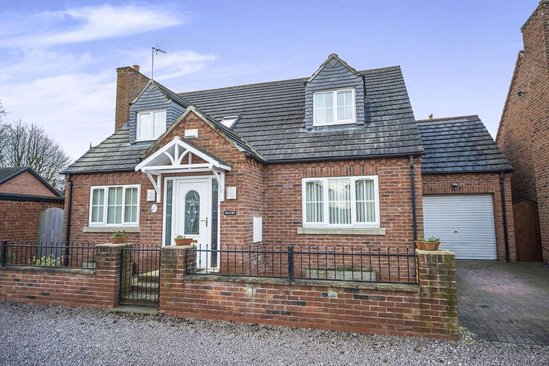 4 Bedrooms Detached Bungalow for sale in Mill House Lane, Goole, DN14