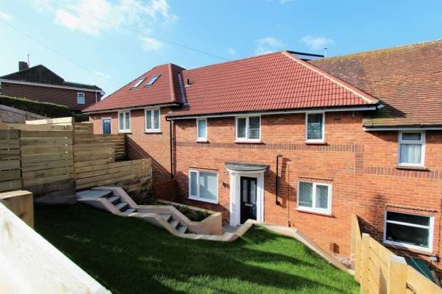 4 Bedrooms Terraced House for sale in Cuckmere Way Brighton
