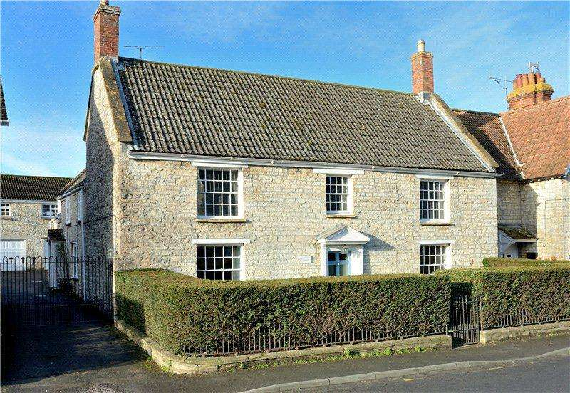 5 Bedrooms Detached House for sale in High Street, Queen Camel, Yeovil, Somerset