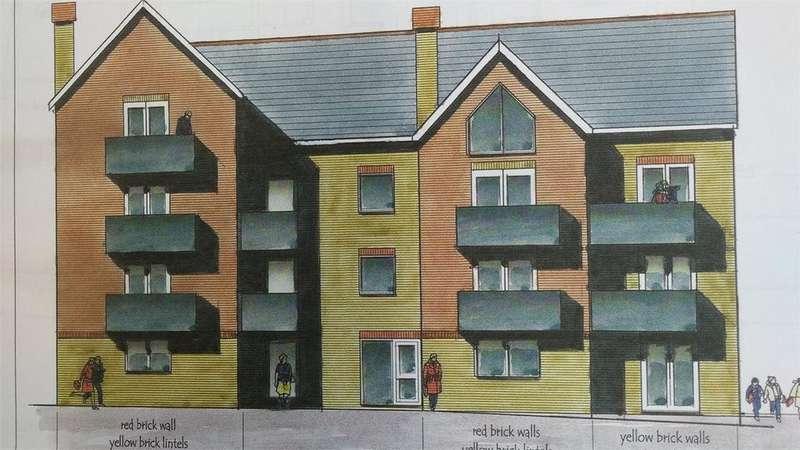 2 Bedrooms Duplex Flat for sale in Ashton Villas