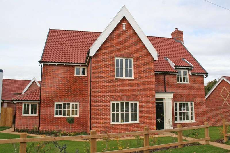 5 Bedrooms Detached House for sale in Snape, Saxmundham