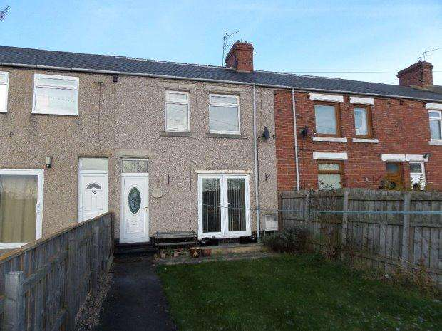 3 Bedrooms Terraced House for sale in STOBART TERRACE, FISHBURN, SEDGEFIELD DISTRICT