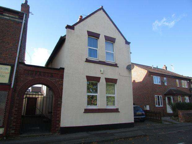 3 Bedrooms Detached House for sale in THE SCHOOL HOUSE, FLAXTON STREET, HARTLEPOOL, HARTLEPOOL