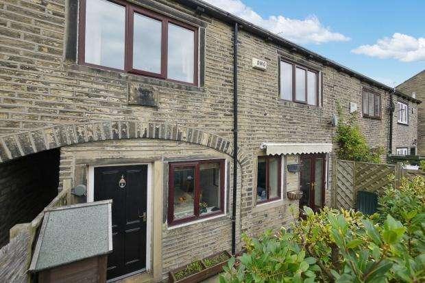 2 Bedrooms Terraced House for sale in Bramley Lane Hipperholme Halifax