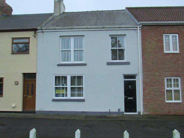 4 Bedrooms Terraced House for sale in FRONT STREET, HARTLEPOOL AREA VILLAGES