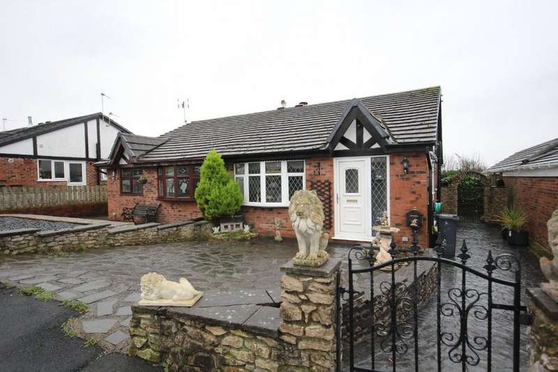 1 Bedroom Semi Detached Bungalow for sale in 11 Dendron Close, Dalton-In-Furness