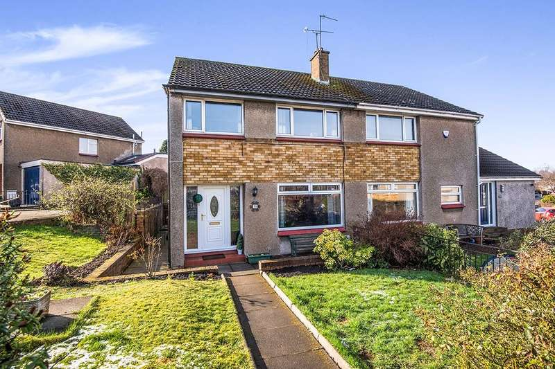3 Bedrooms Semi Detached House for sale in Riccarton Mains Road, Currie, EH14