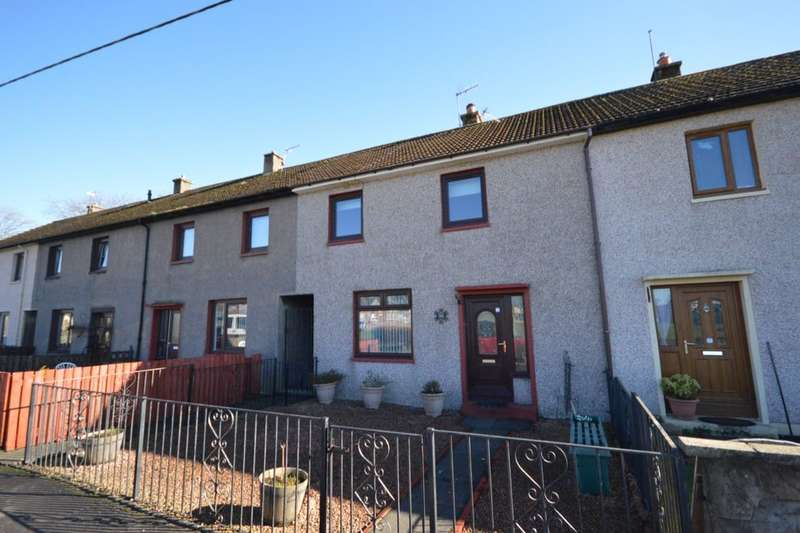 3 Bedrooms Property for sale in Rintoul Avenue, Blairhall, Dunfermline, KY12