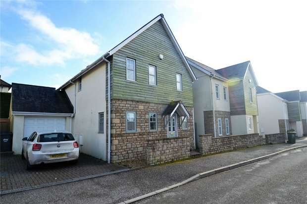 3 Bedrooms Detached House for sale in RUMSAM, Barnstaple, Devon