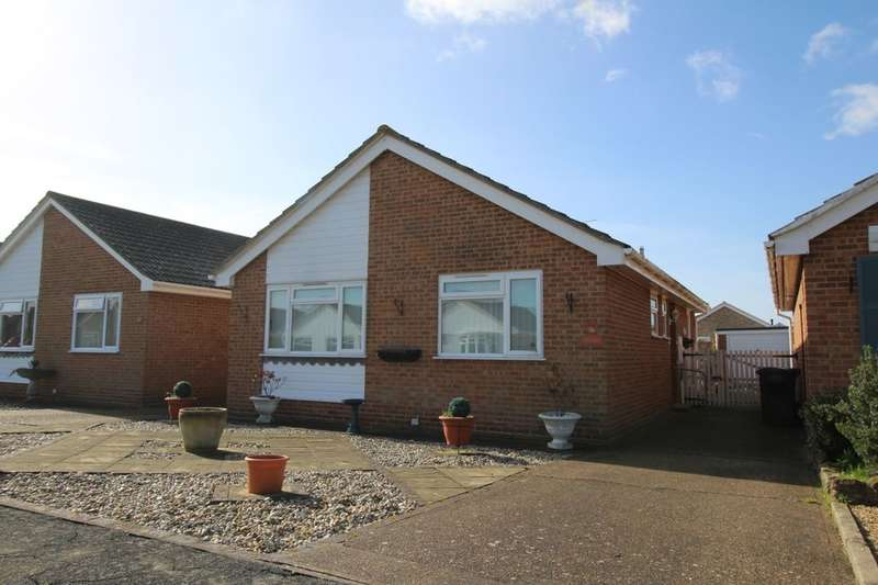 2 Bedrooms Detached Bungalow for sale in Tolkien Road, EASTBOURNE, BN23