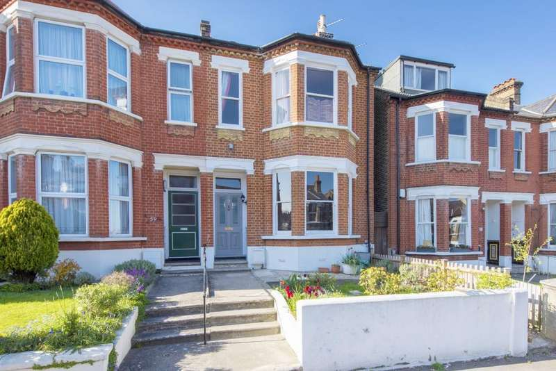 5 Bedrooms Semi Detached House for sale in St Julians Farm Road, London, SE27