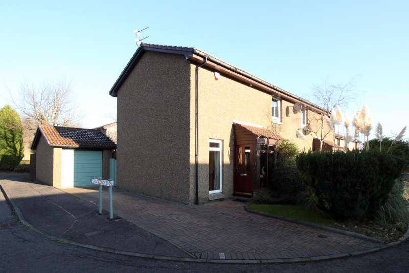 2 Bedrooms Semi Detached House for sale in Mamore Road, Balfarg, Glenrothes, KY7 6YG