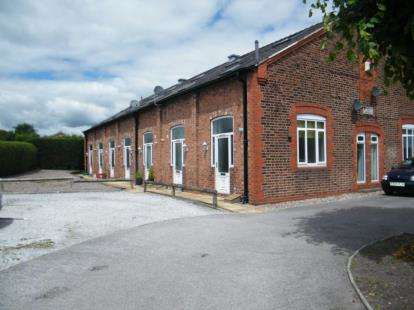 2 Bedrooms Terraced House for sale in Armstrong Hall Mews, Wharton Road, Winsford, Cheshire