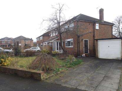 3 Bedrooms Semi Detached House for sale in Elton Drive, Hazel Grove, Stockport, Cheshire