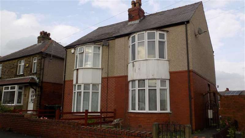 2 Bedrooms Semi Detached House for sale in Frances Avenue, Crosland Moor, Huddersfield, HD4