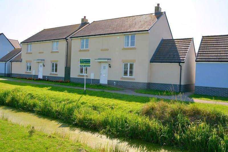 4 Bedrooms Detached House for sale in Mercia Close, East Huntspill