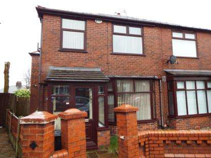 4 Bedrooms Semi Detached House for sale in Trawden Avenue, Smithills, Bolton, Greater Manchester, BL1