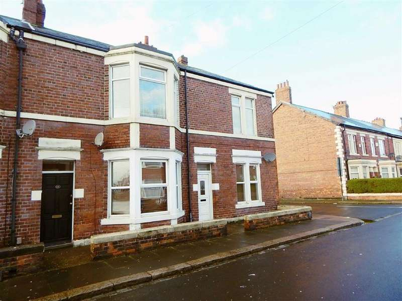 3 Bedrooms Apartment Flat for sale in Boyd Road, Wallsend, Tyne Wear, NE28