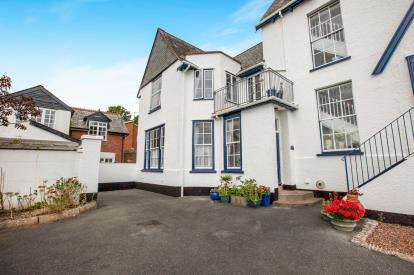 2 Bedrooms Town House for sale in Park Lane, Budleigh Salterton, Devon