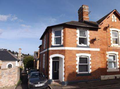 2 Bedrooms End Of Terrace House for sale in Newton Abbot, Devon