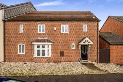 3 Bedrooms Semi Detached House for sale in Wharf Lane, Solihull, West Midlands