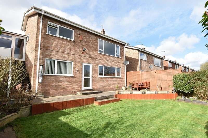 3 Bedrooms Link Detached House for sale in Westfields, Bromsgrove