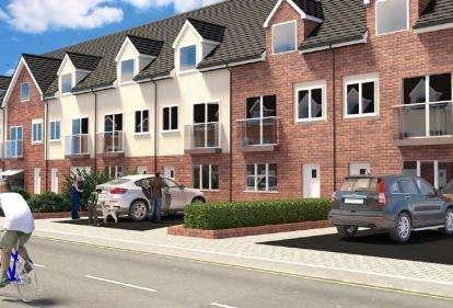 1 Bedroom Flat for sale in Palgrave Road, Bedford