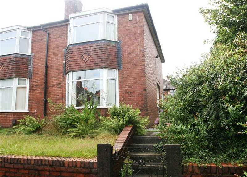 2 Bedrooms Semi Detached House for sale in 41, Percy Street, Lowerplace, Rochdale, OL16