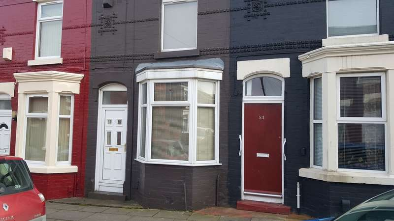 2 Bedrooms Terraced House for sale in Hanwell Street, Liverpool, L6
