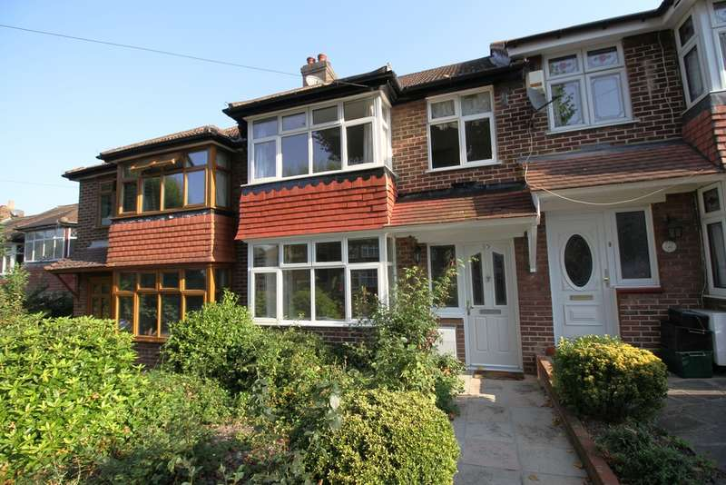 3 Bedrooms Terraced House for sale in Portland Road, Bromley