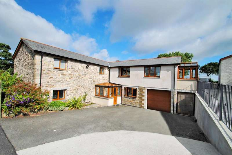 4 Bedrooms Detached House for sale in Helland, Bodmin