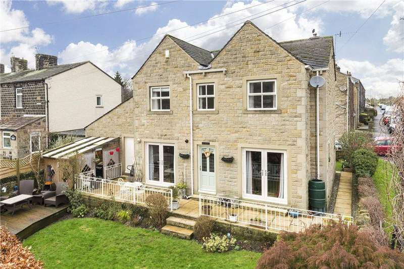 4 Bedrooms Detached House for sale in Lilycroft, Bent Lane, Sutton-in-Craven, Keighley