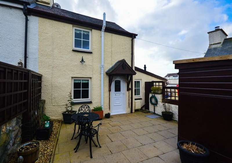1 Bedroom Cottage House for sale in White Horse Cottages, Pwllheli, North Wales