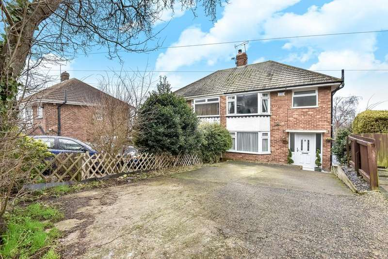 3 Bedrooms Semi Detached House for sale in Poplar Close, Rochester