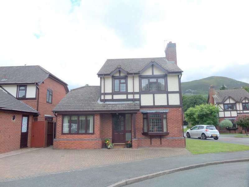 3 Bedrooms Detached House for sale in Gardd Eryri, Dwygyfylchi