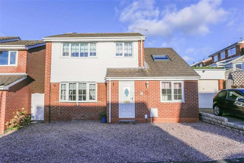 4 Bedrooms Detached House for sale in Kenilworth Close, Marple, Cheshire