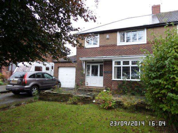 3 Bedrooms Semi Detached House for sale in STOCKTON ROAD, EASINGTON VILLAGE, PETERLEE AREA VILLAGES