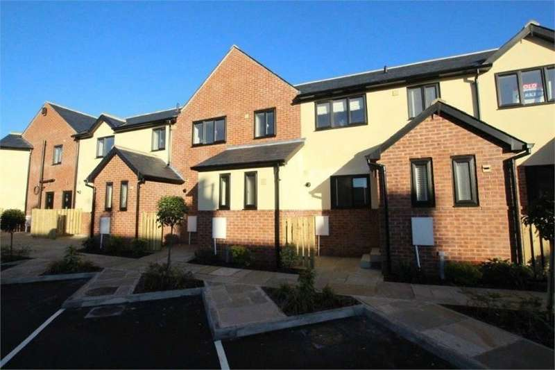 3 Bedrooms Town House for sale in St Patricks Court, Low Lane, Birstall
