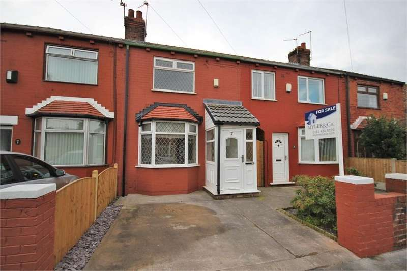 2 Bedrooms Terraced House for sale in French Street, WIDNES, Cheshire