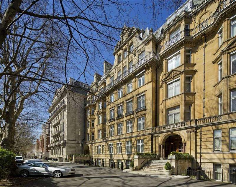 4 Bedrooms Flat for sale in Harley House, London, NW1