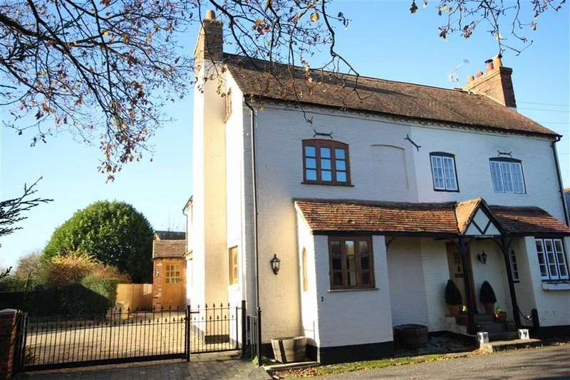 3 Bedrooms Semi Detached House for sale in Ferry Lane, Uckinghall, Tewkesbury, Gloucestershire