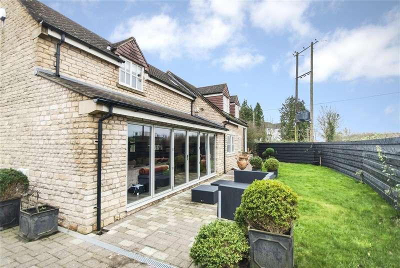 4 Bedrooms Detached House for sale in Tellisford Lane, Norton St. Philip, Bath, BA2