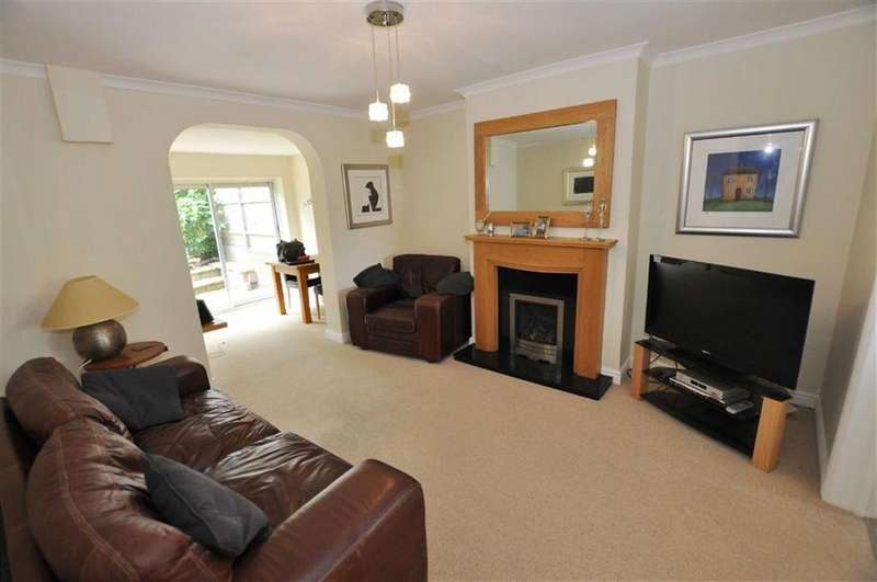 3 Bedrooms Terraced House for sale in Terry Avenue, Old Milverton, Leamington Spa