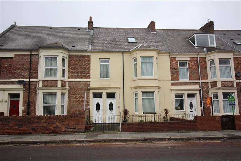 2 Bedrooms Flat for sale in Welbeck Road, Newcastle Upon Tyne, NE6