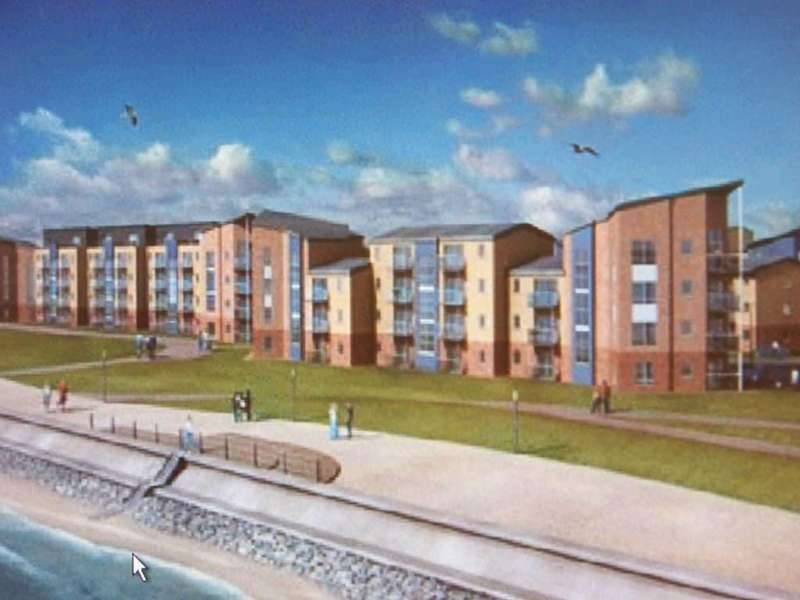 2 Bedrooms Apartment Flat for sale in Cwrt Afon Lliedi, Llanelli, Carmarthenshire