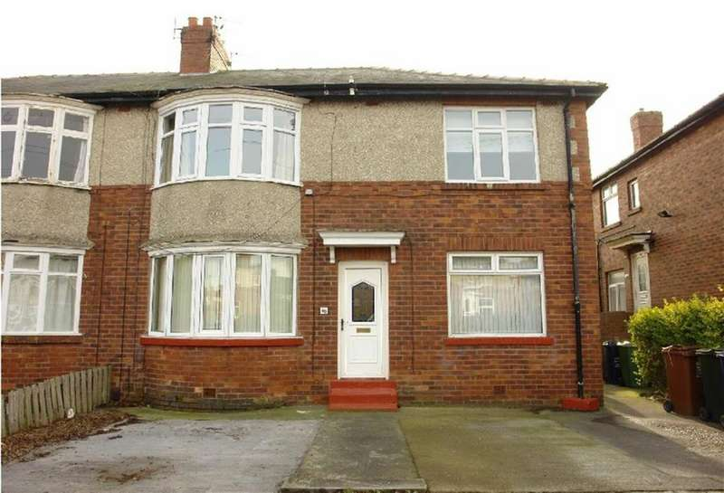 2 Bedrooms Flat for sale in Cornel Road, Newcastle Upon Tyne, NE7