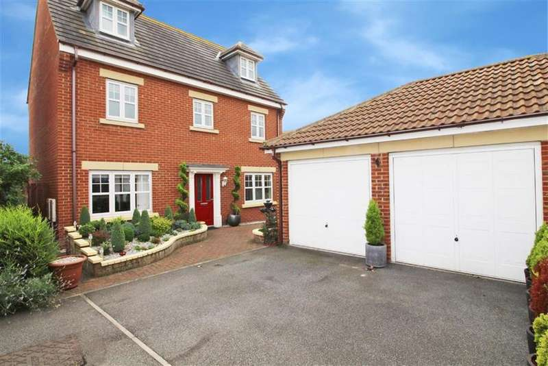 4 Bedrooms Detached House for sale in Housesteads Close, Wallsend, NE28