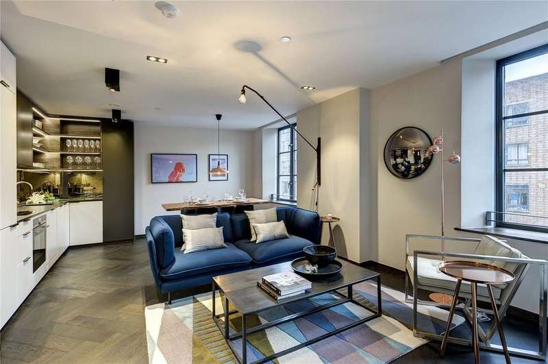 1 Bedroom Apartment Flat for sale in Poland Street, Soho, W1F