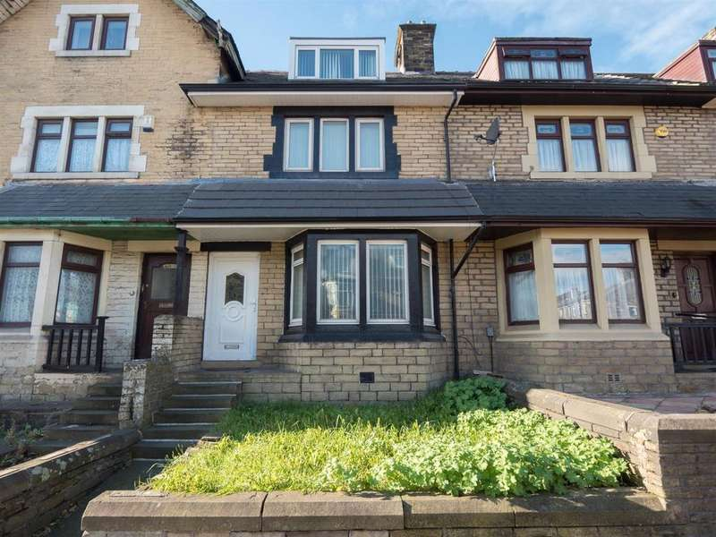 4 Bedrooms Terraced House for sale in Killinghall Road, Bradford, BD2 4SD